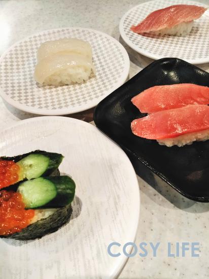 かっぱ寿司 美味しい