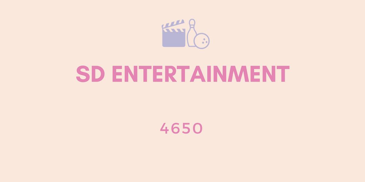 SDエンターテイメント【4650】の...