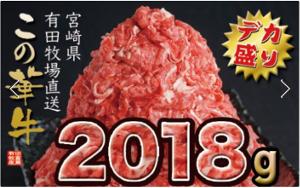 宮崎県西都市牛肉